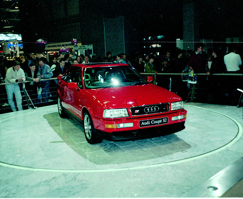 Audi Coupe S2 1992