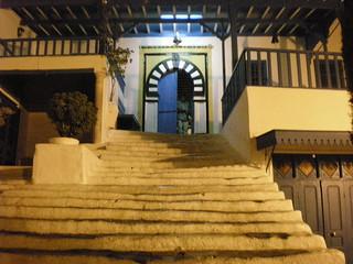 Célèbre café de Sidi Bou Said