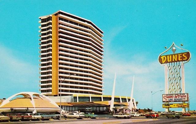 Dunes Hotel Las Vegas circa 1964