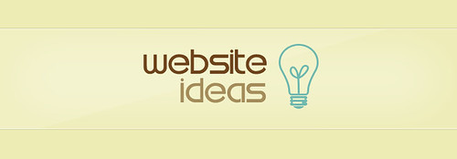 website ideas