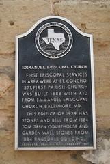 Photo of Black plaque № 14488