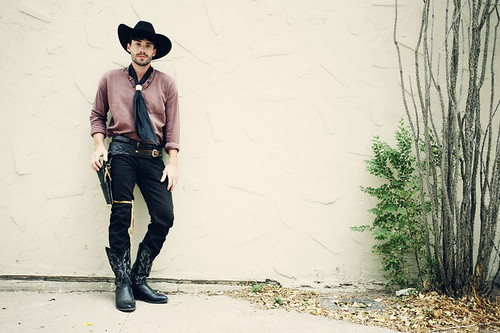 Cowboy Sharp
