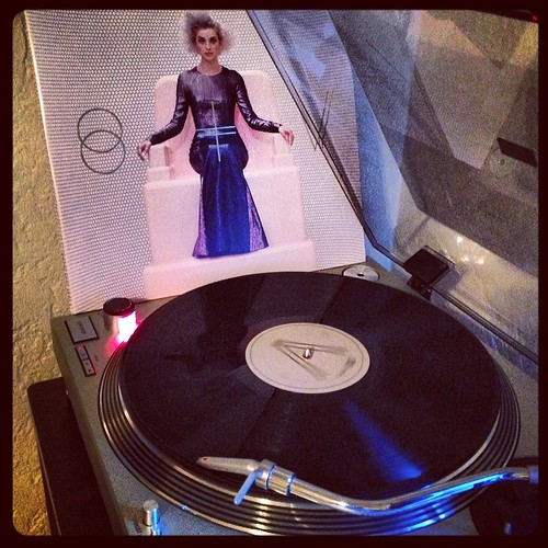#stvincet #annieclark #nowspinning #clubrpm #vinyligclub #vinyloftheday #photographicplaylist #tonightsoundslikethis by Big Gay Dragon