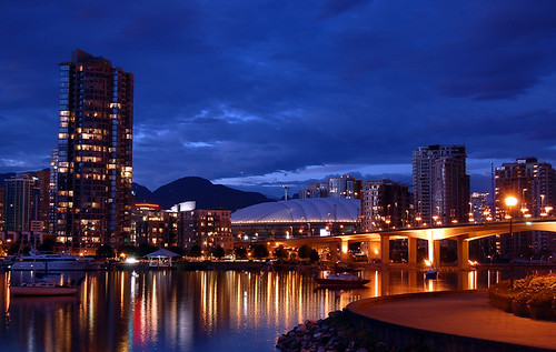 False Creek, Vancouver, B.C.