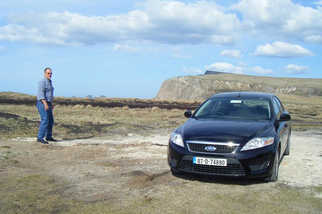 Mondeo hire car in Ireland