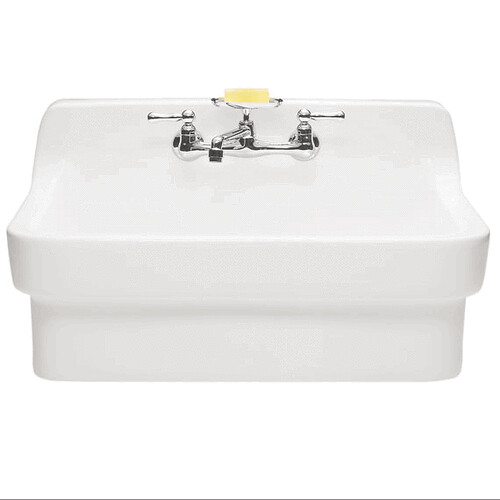 American standard country white kitchen sink flickr photo sharing - American standard kitchen sink ...