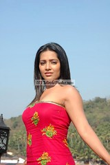 Actress Meghna Naidu Sexy Photo