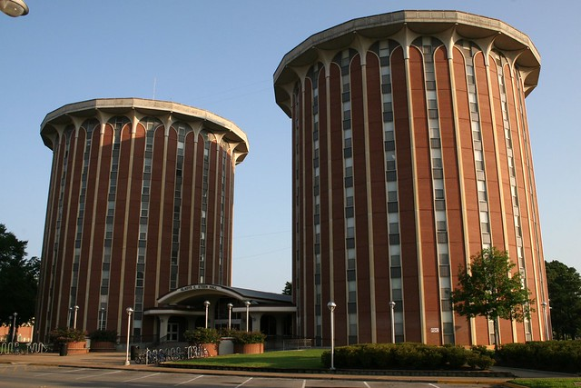 steen hall   Steen Hall was built in 1968. The towers have ...