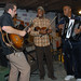 Photos of Cedric Watson with the Pine Leaf Boys and Other Groups