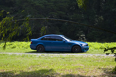 Laguna Seca Blue M3