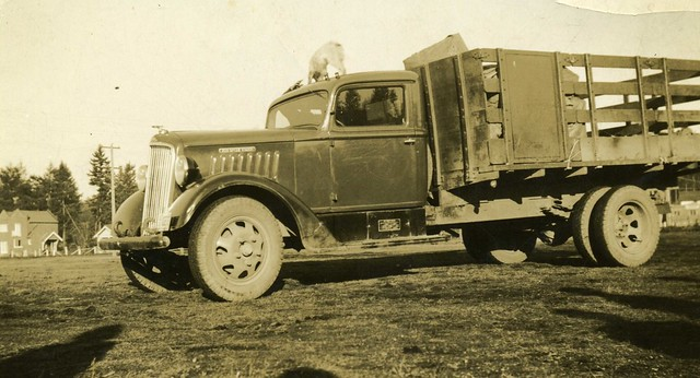 Reo Speed Wagon 1930s Truck Flickr Photo Sharing