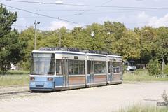 Tram Ackermannschleife