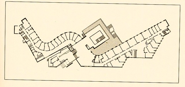 Alvar Aalto Baker House Plans Home Design And Style