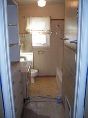 View into Bathroom