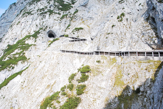 Ice Caves, Austria