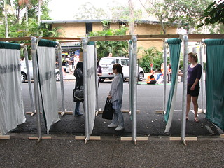Brisbane PARK(ing) Day - PARKed In Group 8 (UQ)