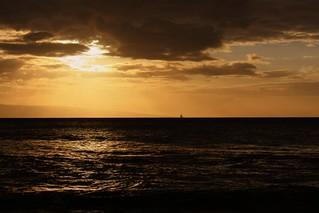Image of Honokowai Beach Park. hawaii maui
