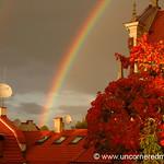 Double Rainbows - Vilnius, Lithuania