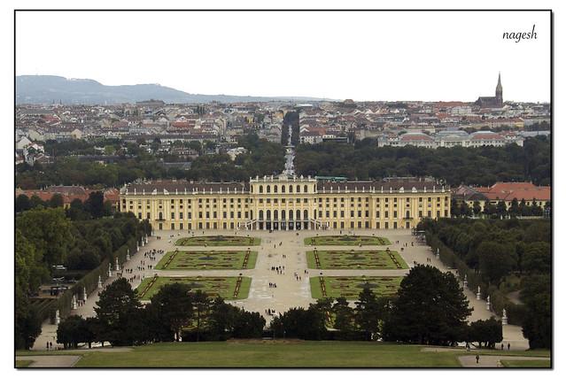 Vienna, Schönbrunn Palace