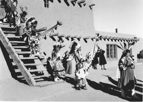 Pueblo Feast Days
