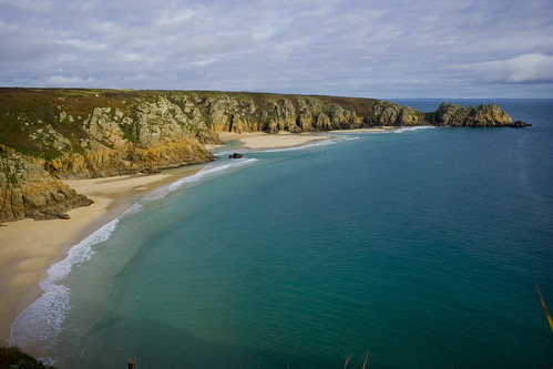A fantastic Cornwall beach