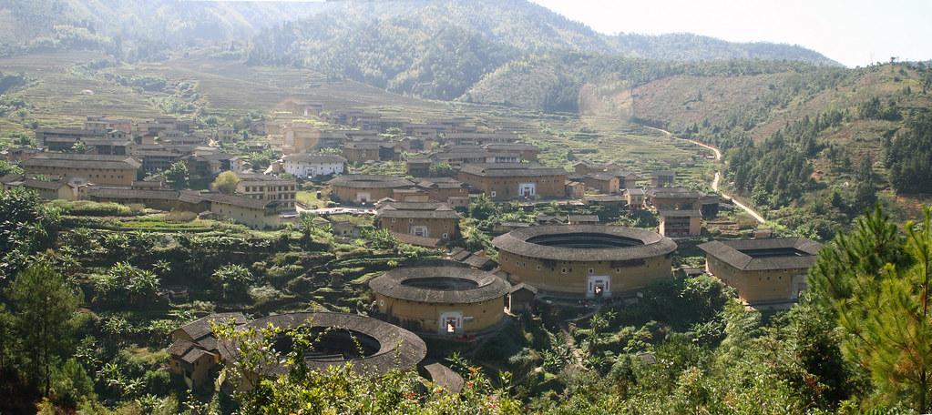 Tulou Houses