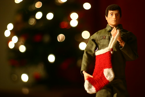 Christmas Action Man
