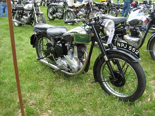 1949 BSA B31