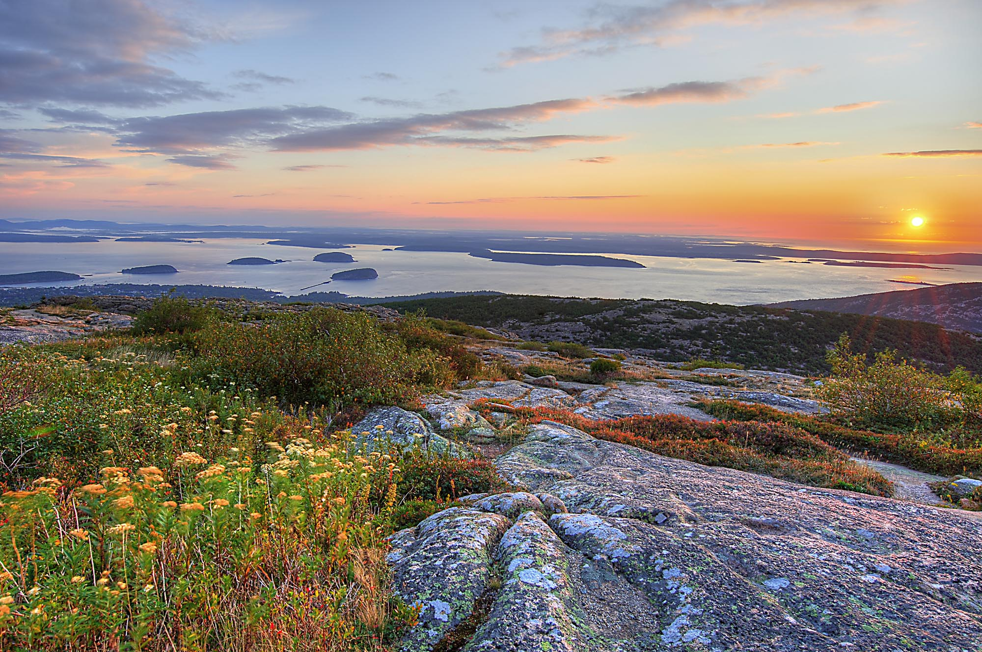 cadillac mountain sunrise hdr have been on a long road t. Cars Review. Best American Auto & Cars Review