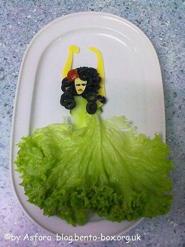 Flamenco Feel Bento