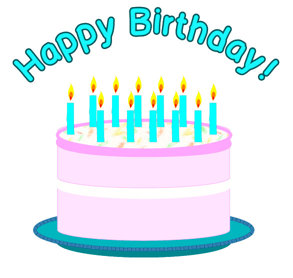 Happy Birthday Cake Clipart Sketch 9cm This Clipart