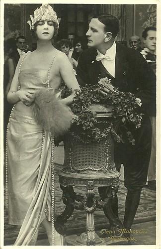 Helena Makowska in Rabagas (1922)