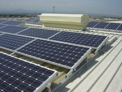 Instalación energía solar fotovoltaica Algete