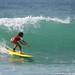 Jeune Surfeuse © Terre et Côte Basques – Pays de Saint-Jean-de-Luz – Hendaye