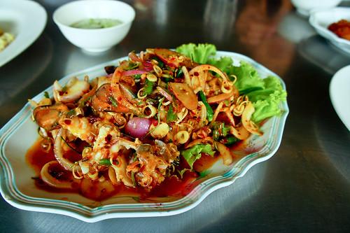 Thai's Salad Laab Goong ลาบกุ้งแม่น้ำ