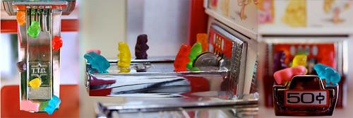 Gummy Bear 365 : Day 216 - March 3rd, 2008