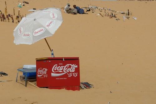 La coca-cola que no falte por el Nilo pueblo nubio de aswan - 2474560814 530d6d73ab - Pueblo Nubio de Aswan, Restos de aquella antigua cultura