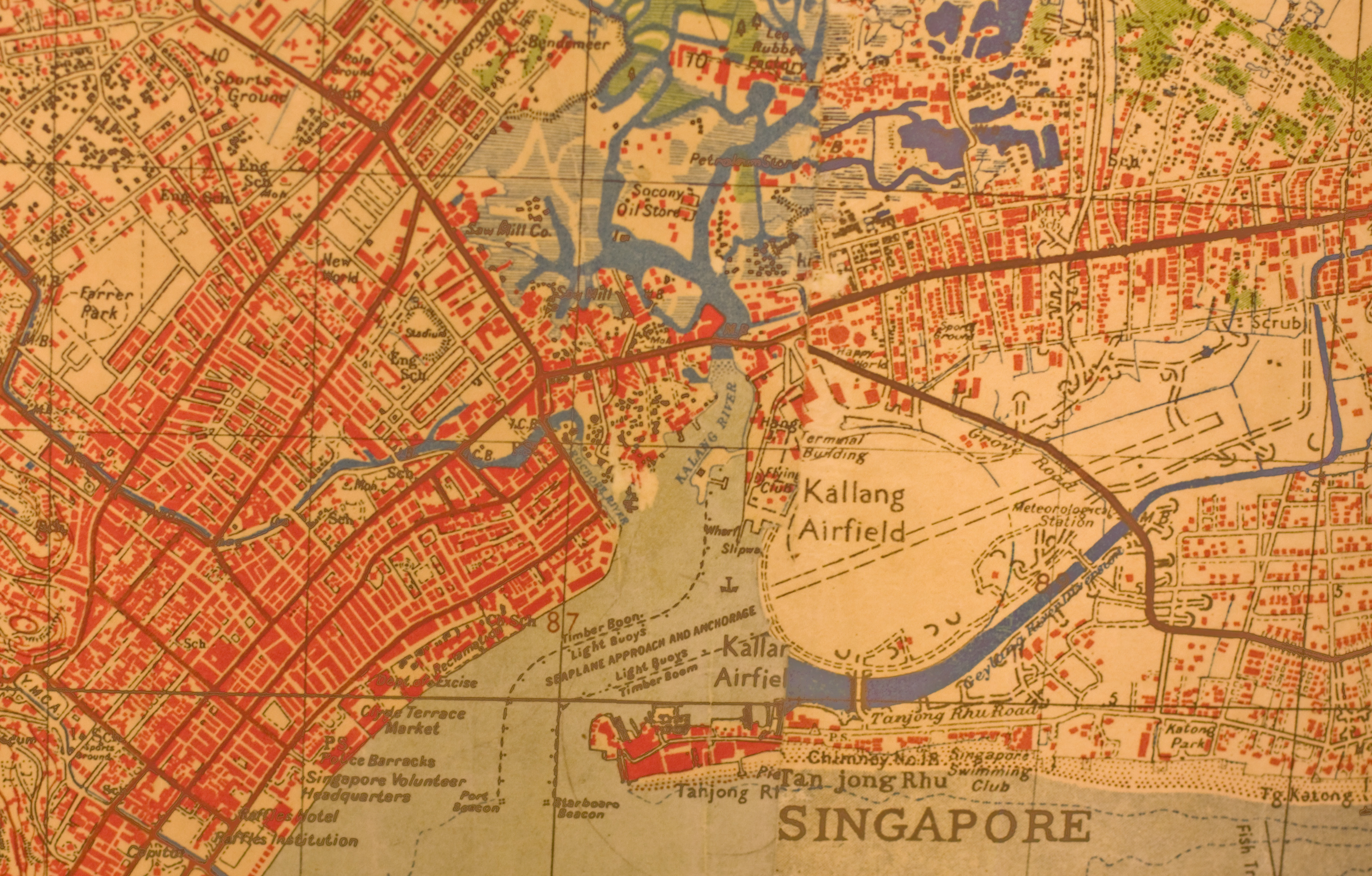Authoritative point Vintage maps singapore you were