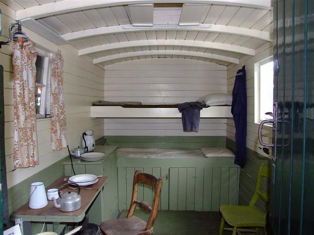 inside a living van flickr photo sharing. Black Bedroom Furniture Sets. Home Design Ideas