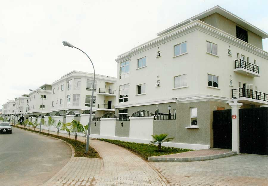 Mansions in nigeria pics you can post more pictures for Houses in abuja nigeria