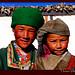 Tibet-Everest-tibetan-girls-happy-sceptic
