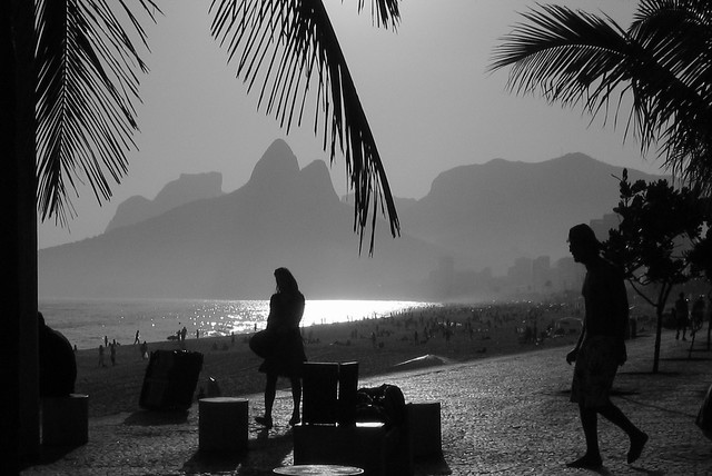 Garota de Ipanema - E em Ipanema de verdade - Rio de Janeiro    #CLAUDIOperambulando