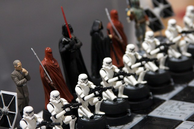 Star Wars Chess Set Empire Flickr Photo Sharing