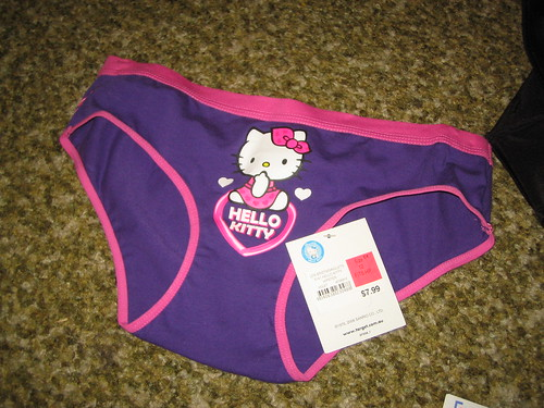 Hello Kitty Pants!