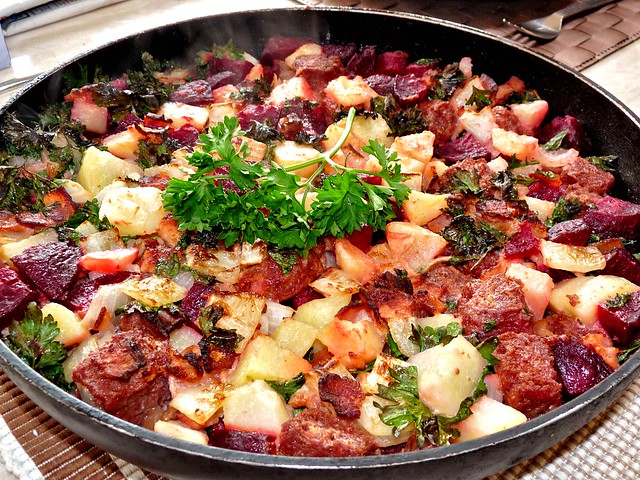 Red Flannel Hash with Corned Beef | Flickr - Photo Sharing!