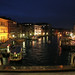 Small photo of Venice at night