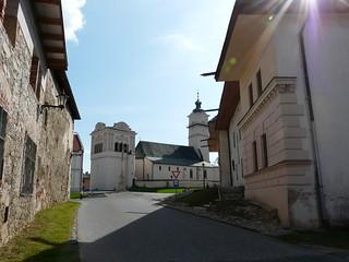 An empty street in Spisska Sobota (P1000335)