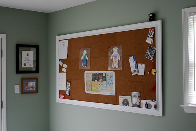 Huge homemade bulletin board flickr photo sharing