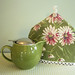 Lazy Daisy Teapot & Cozy Set