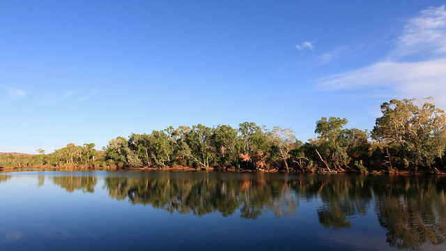 Katherine River morning